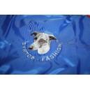 Manteau sweater en polaire pour galgo et greyhound
