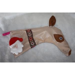 Botte de Noël lévrier: modèle5