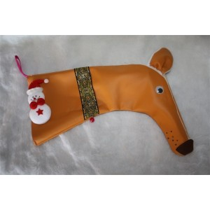 Botte de Noël lévrier: modèle 9