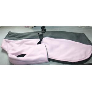 longue veste bicolore whippet