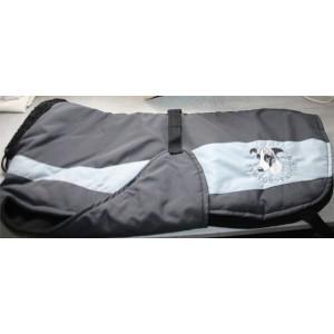 Manteau imperméable doudoune greyhound galgo
